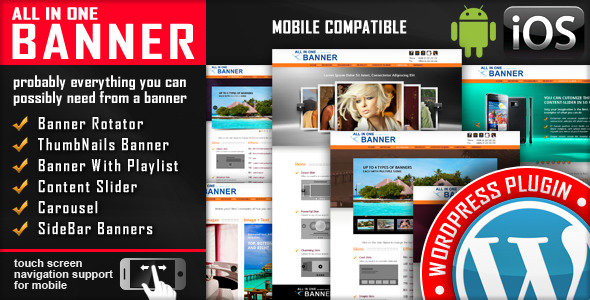 Banner Rotator - Content Slider