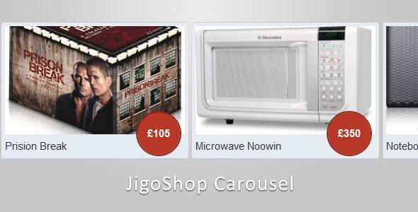 Product Slider Carousel JigoShop