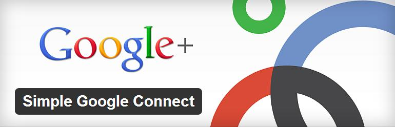Simple Google Connect