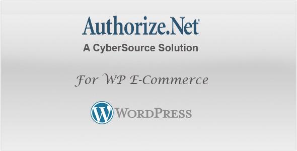 WP E-commerce Authorize.Net