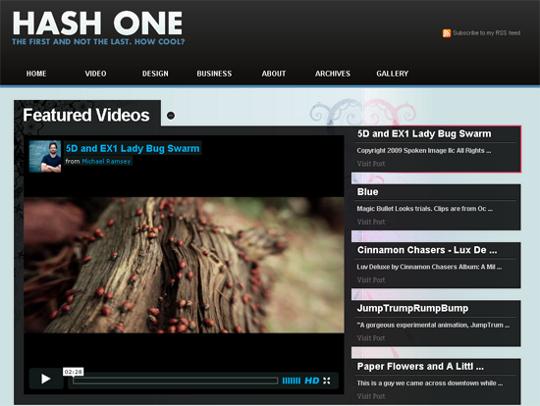 Hash One