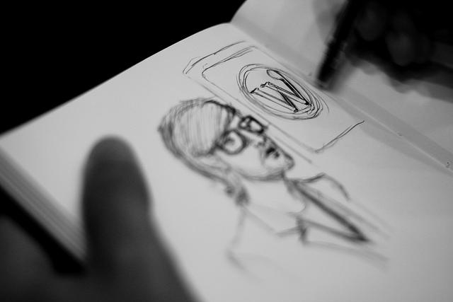 WordPress Sketch