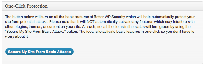 Better WP Security Image - 3