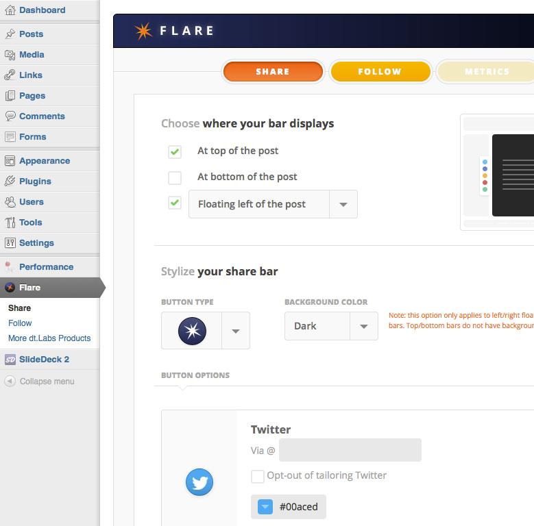 Flare - 1