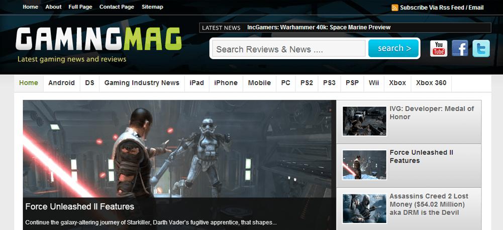 GamingMag