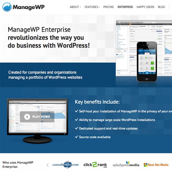 ManageWP - 1
