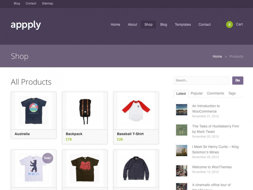 Appply-WooThemes