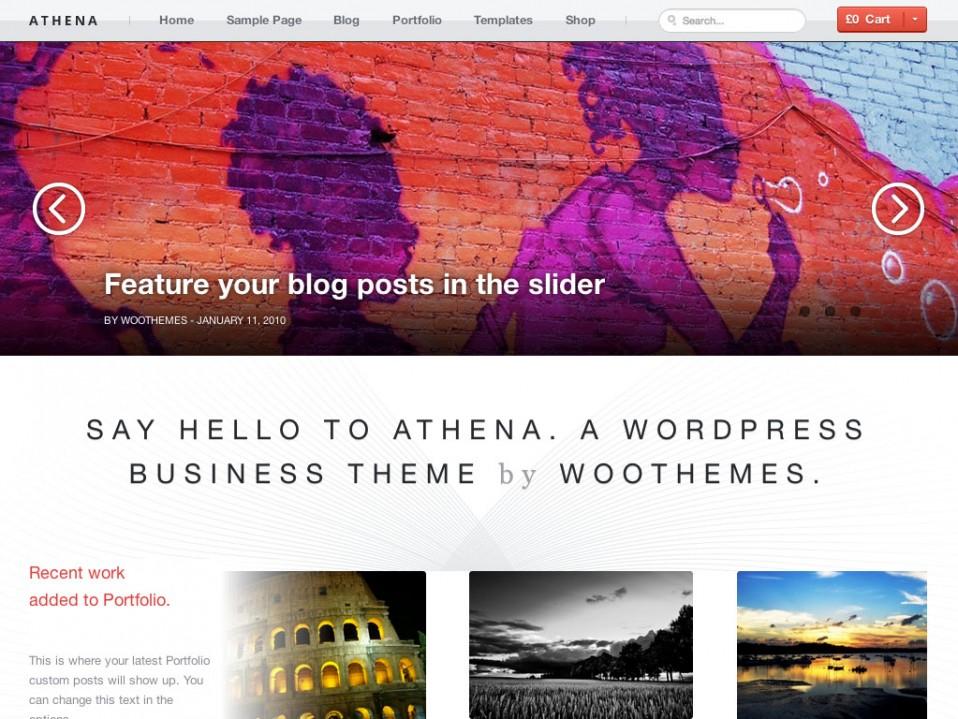 Athena-WooThemes