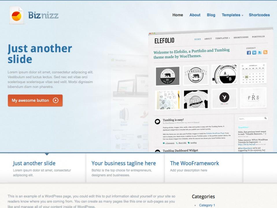 Biznizz-WooThemes