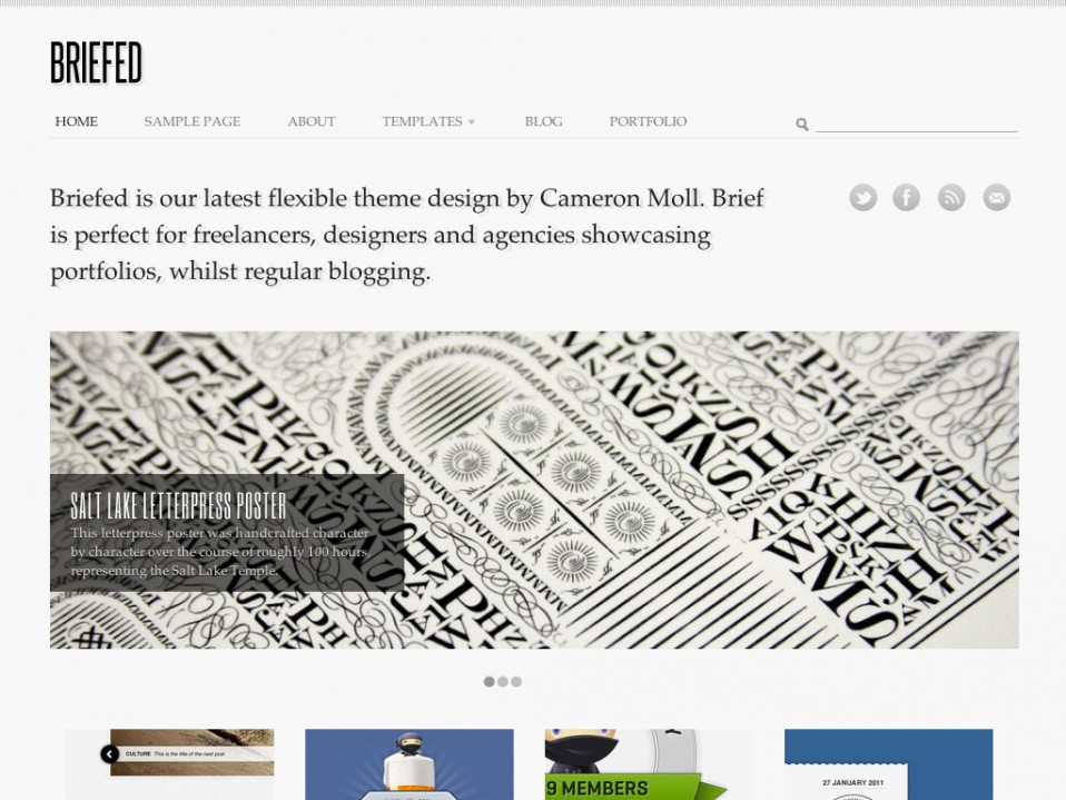 Briefed-WooThemes