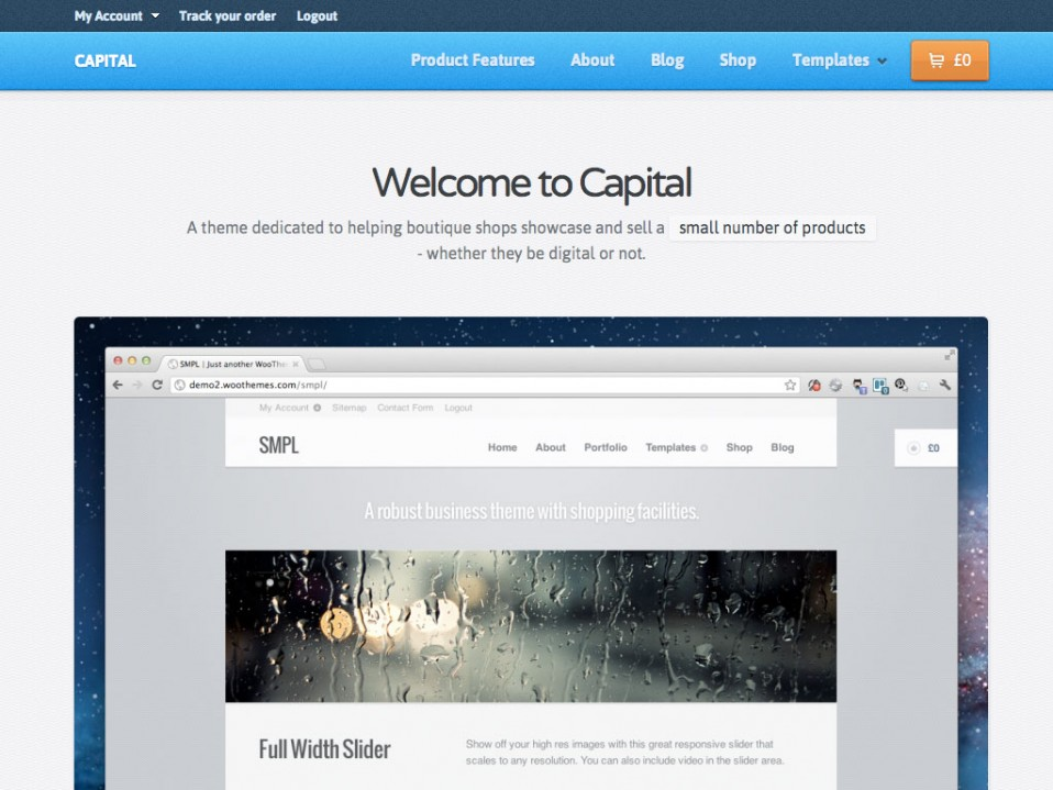Capital-WooThemes