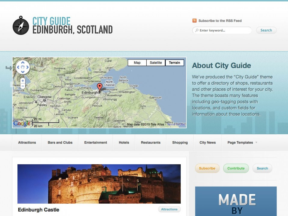 CityGuide-WooThemes