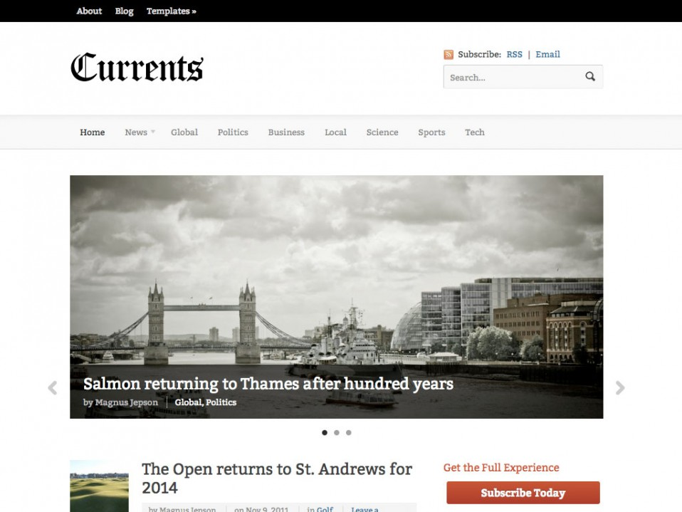 Currents-WooThemes