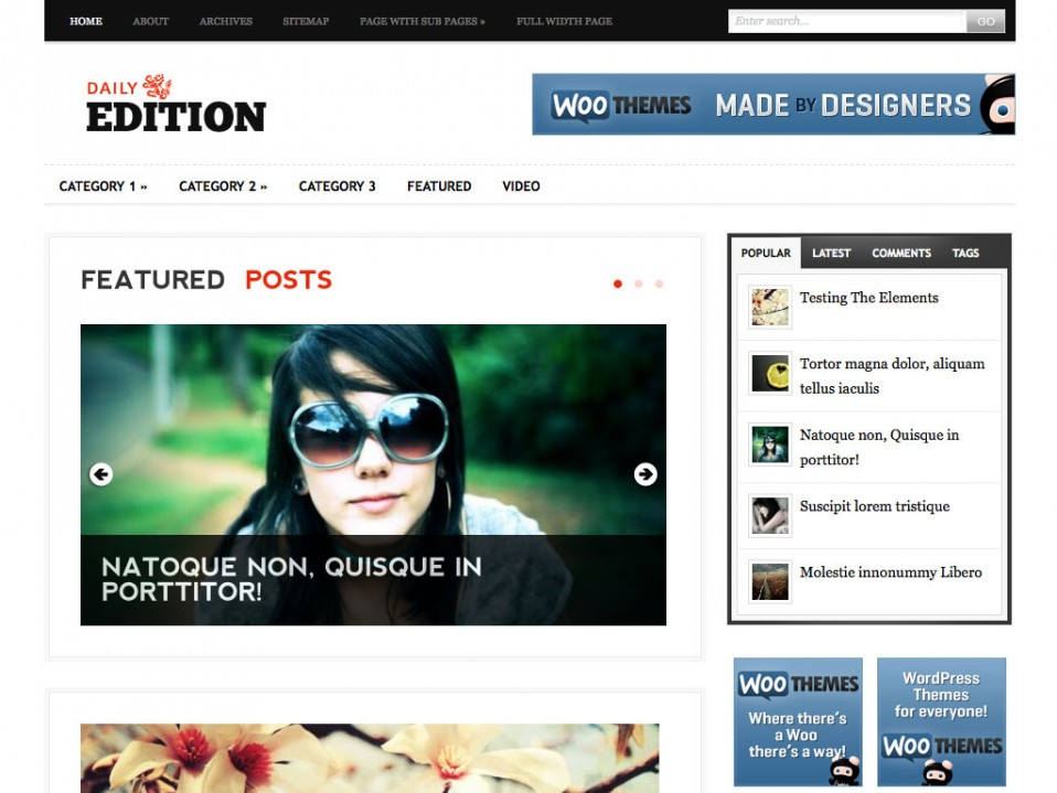 DailyEdition-WooThemes