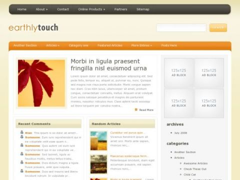 Earthy-Touch-Elegant-Themes