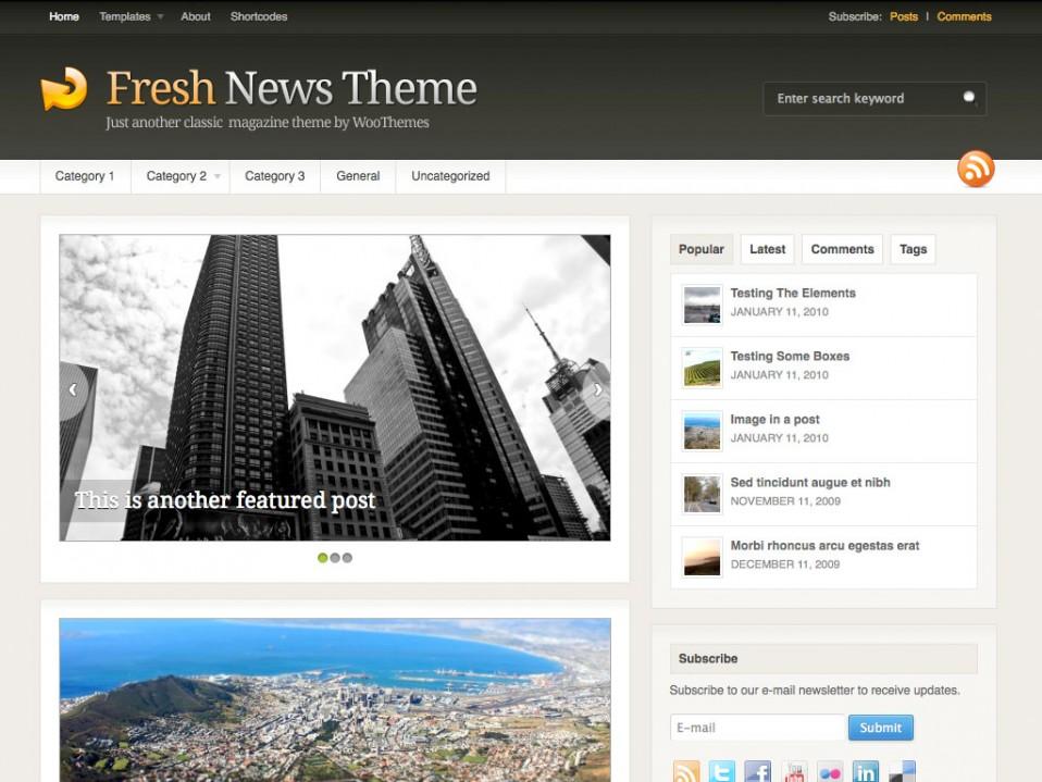 FreshNews-WooThemes