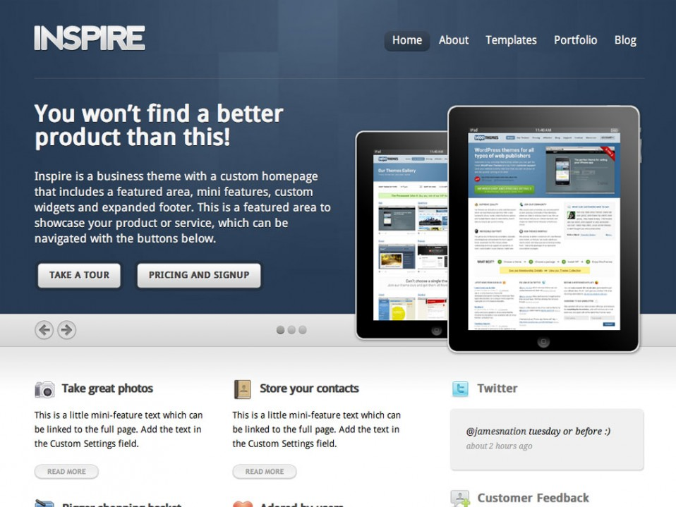 Inspire-WooThemes