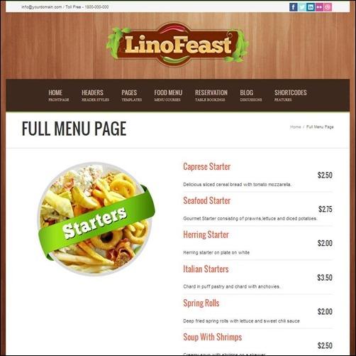 LinoFeast