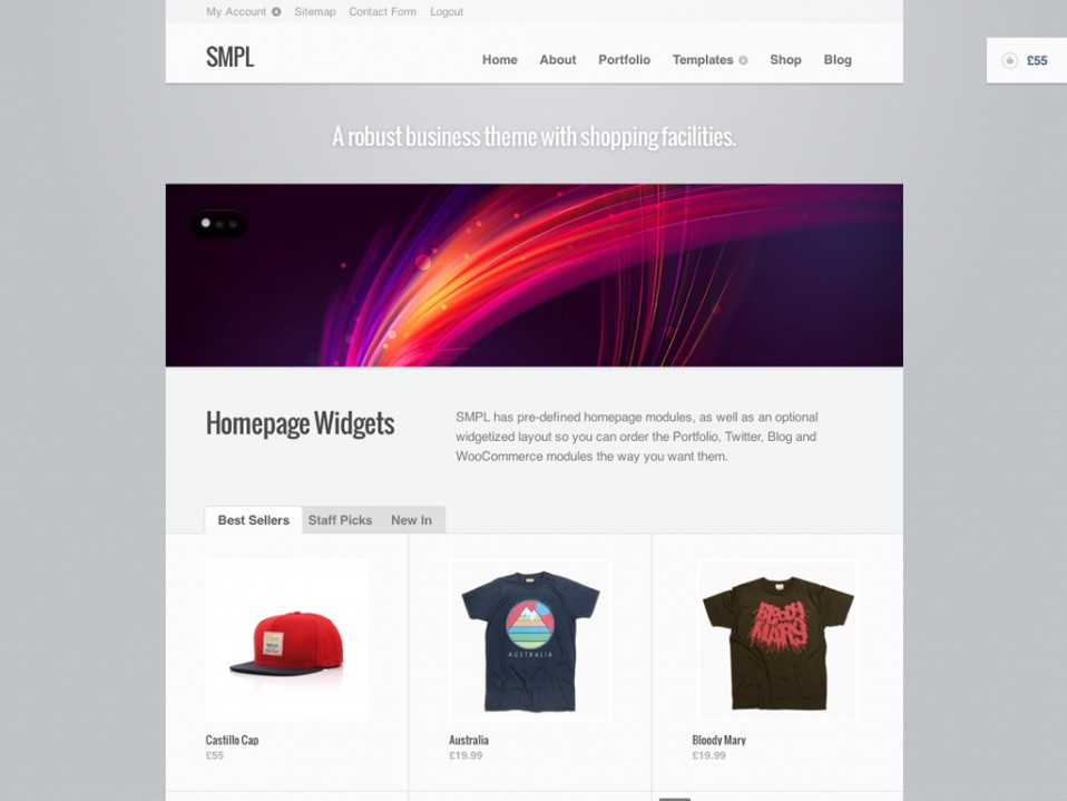 SMPL-WooThemes