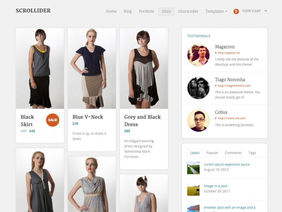 Scrollider-WooThemes