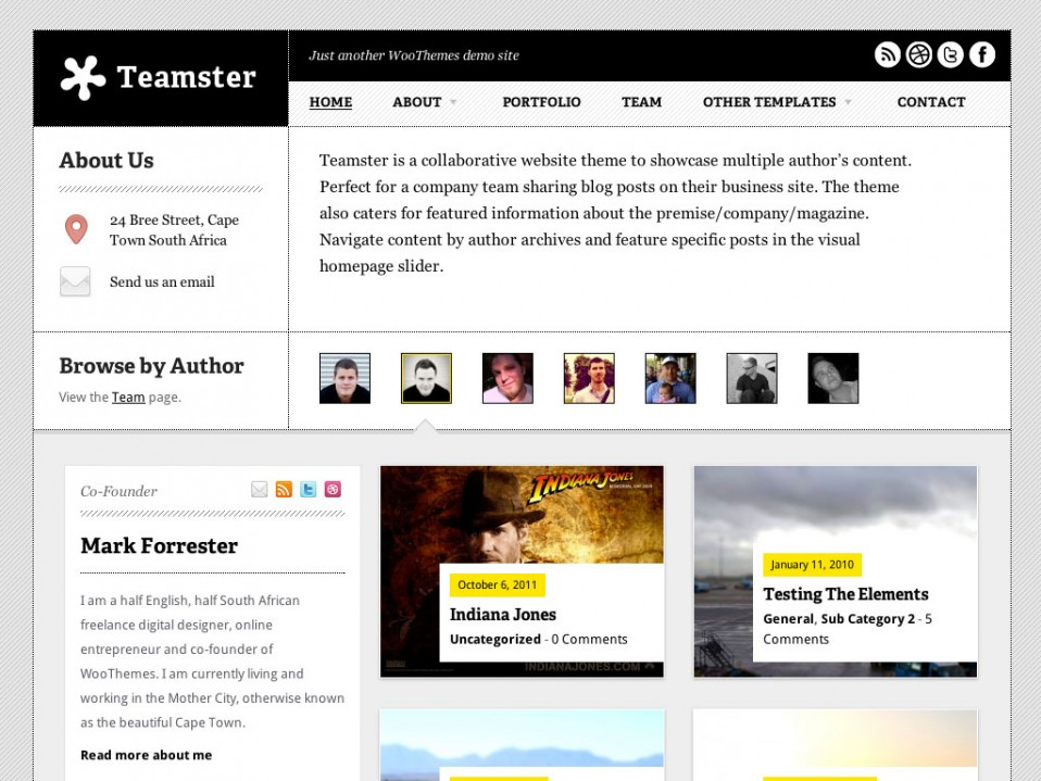 Teamster-WooThemes