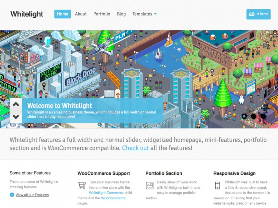 Whitelight-WooThemes