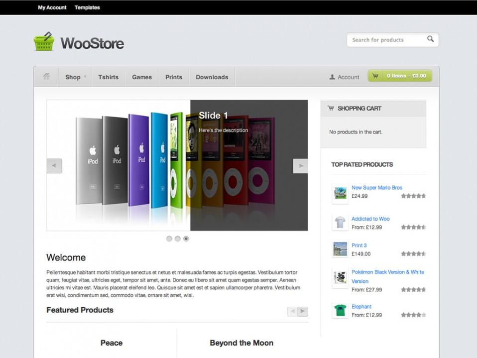 Woostore-WooThemes