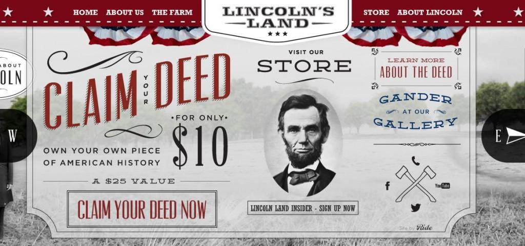 Lincolns Land