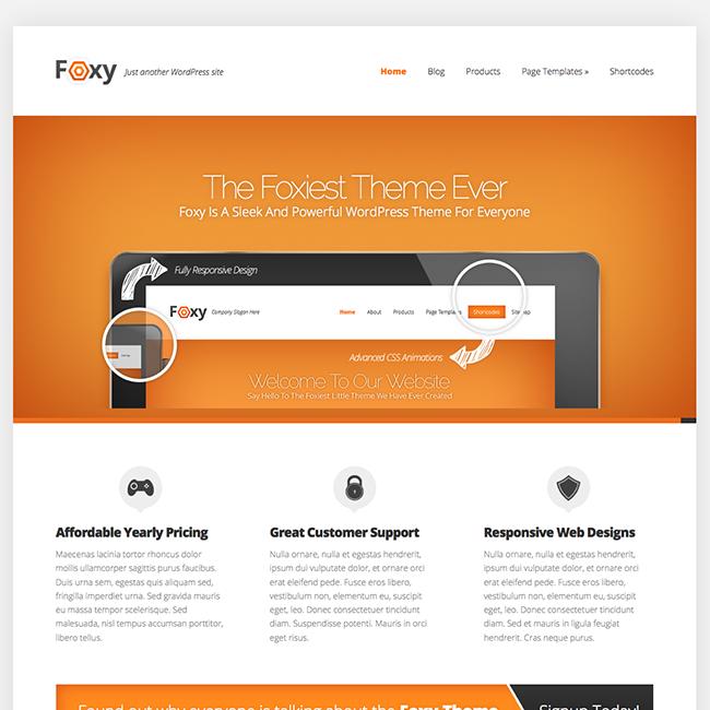 Foxy-Elegant-Themes