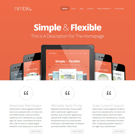 Nimble-Elegant-Themes