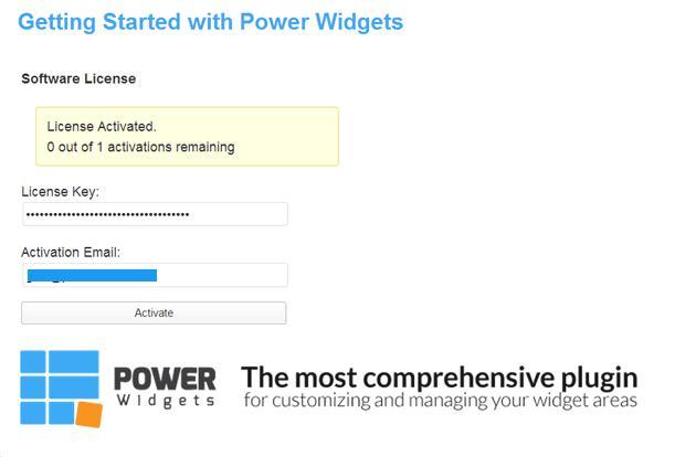 Power Widgets - 1