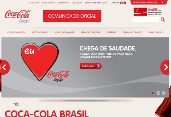 #12 Coca-Cola Brasil