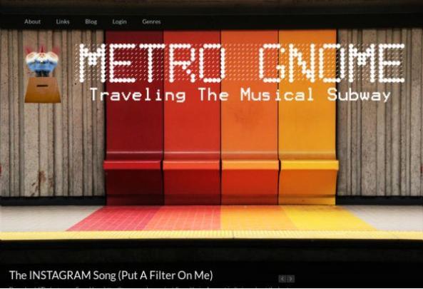 #12 Metro Gnome