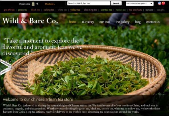 #13 Wild & Bare Co.
