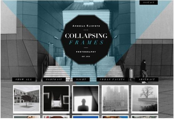 #4 Collapsing Frames