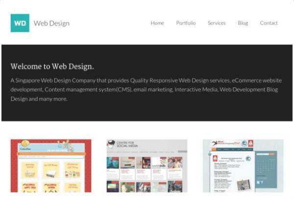 #5 Web Design