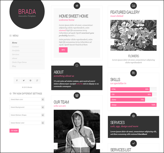 10 Best Clean And Clear Wordpress Themes Justwp