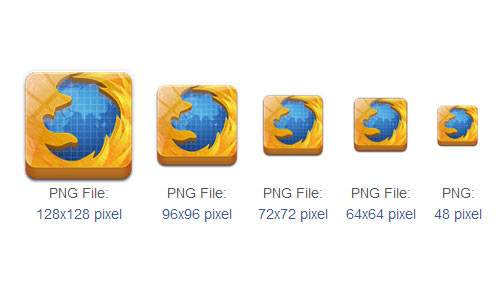 Firefox 2 Icon by Ampeross