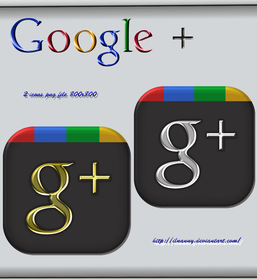 Google+ by ilnanny