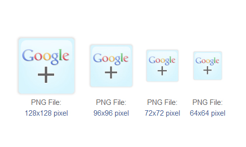 Google Plus 3 Icon by Spaksu