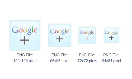 Google Plus 3 Icon by Spaksu