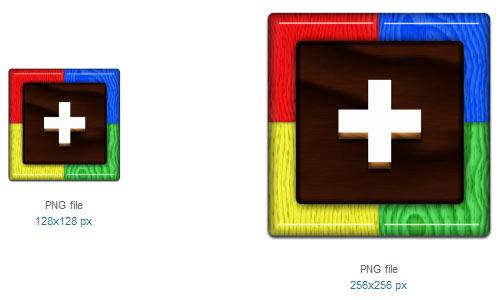 Google Plus Icon by Uriy Premudrov