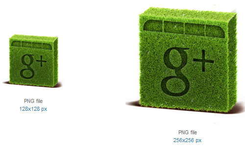 Google Plus Icon by You The Designer