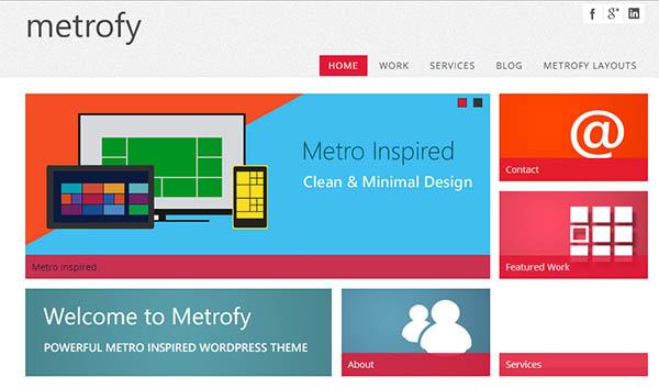 Metrofy WP
