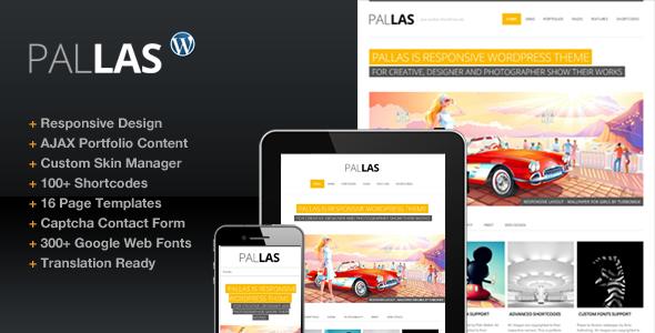 Pallas Creative Designer