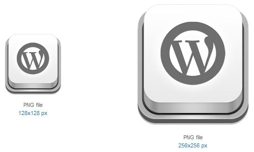 WordPress Icon by Creative Ninja