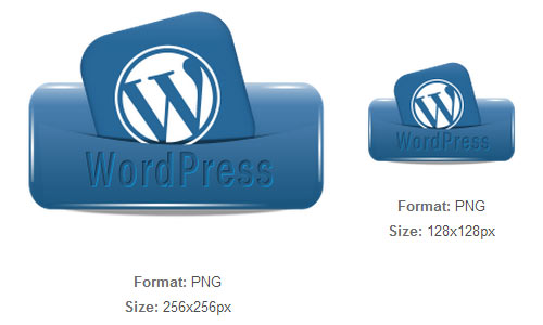 WordPress icon by Sunil Kumar