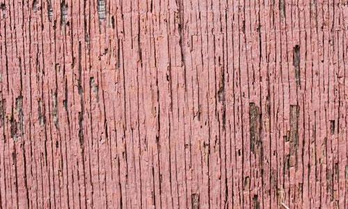 decrepit wood painted by artistcdmj