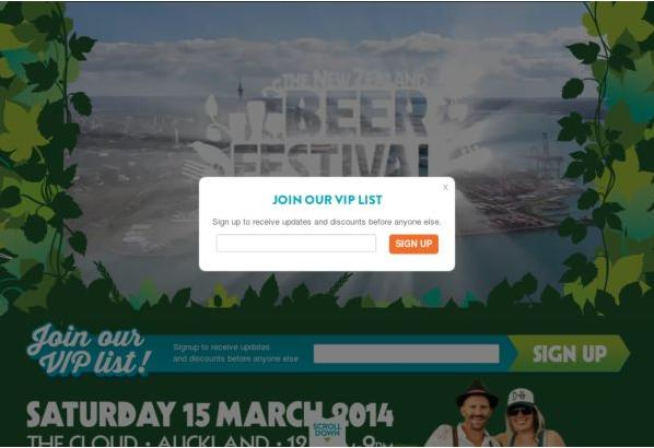 #8 New Zealand Beer Festival
