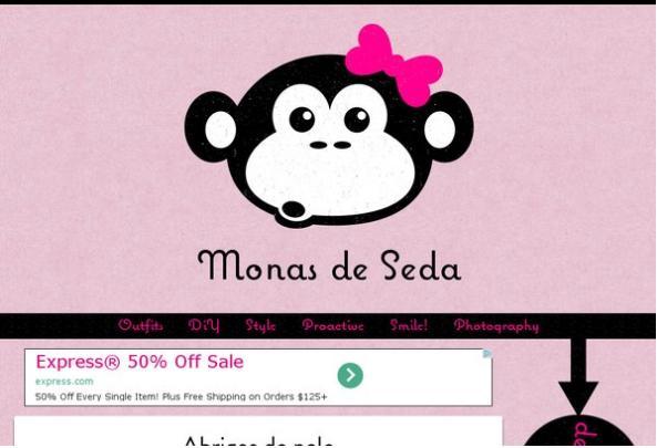 #11 Monas De Seda